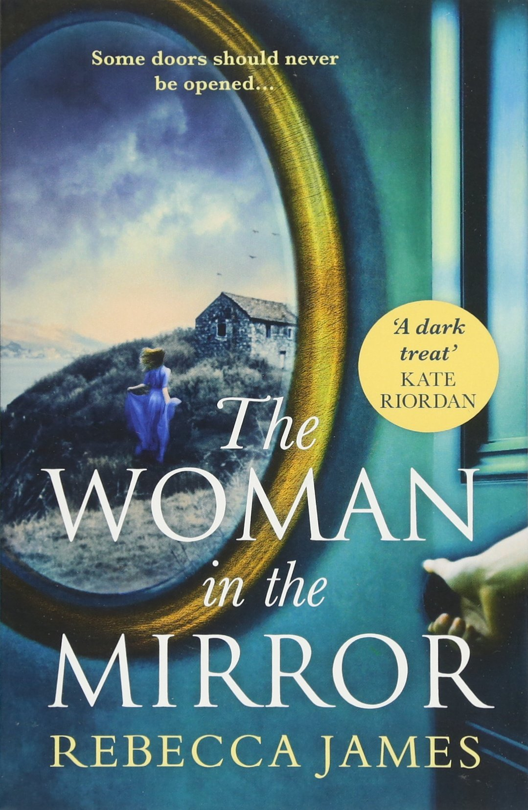 Image result for the woman in the mirror by rebecca james