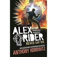 Alex Rider 11: Never Say Die