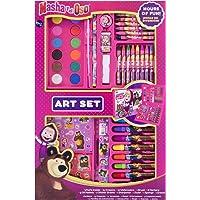 Berry Hip Art Kit para Colorear de Masha y el Oso