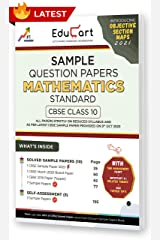 Educart CBSE Class 10 Maths 'Standard' Sample Question Papers 2021 (As Per 9th Oct CBSE Sample Paper) Kindle Edition