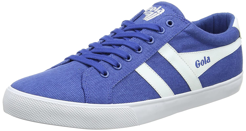 Gola Varsity Twill, Zapatillas para Hombre 44 EU|Azul (Blue/White Ew Blue)