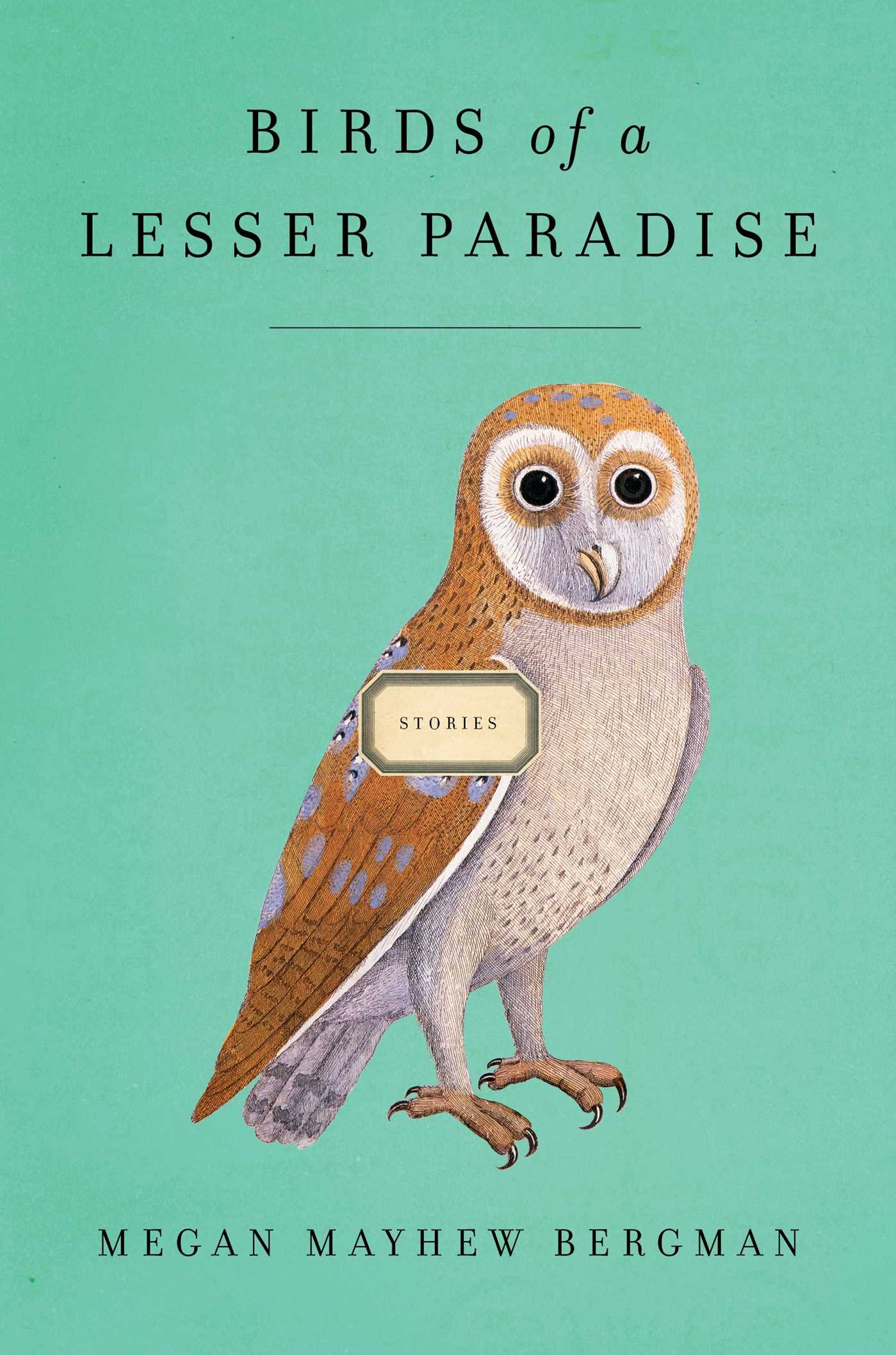 Read Online Birds of a Lesser Paradise: Stories ebook
