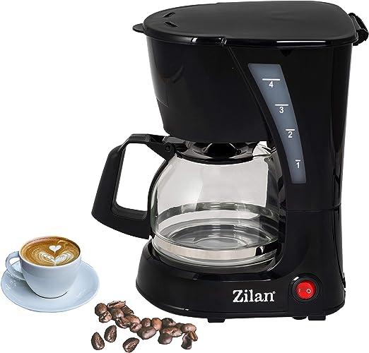 Cafetera eléctrica | Cafetera de filtro | filtro de café eléctrica ...