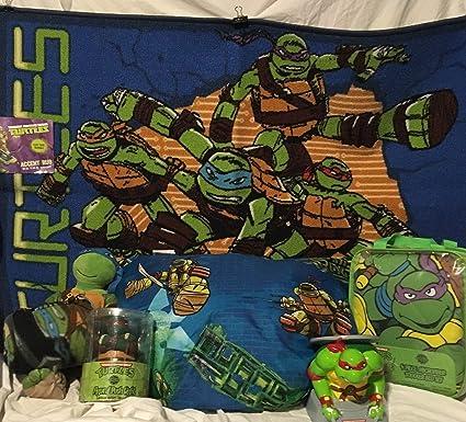 Amazon.com: Nickelodeon Teenage Mutant Ninja Turtles Blue ...