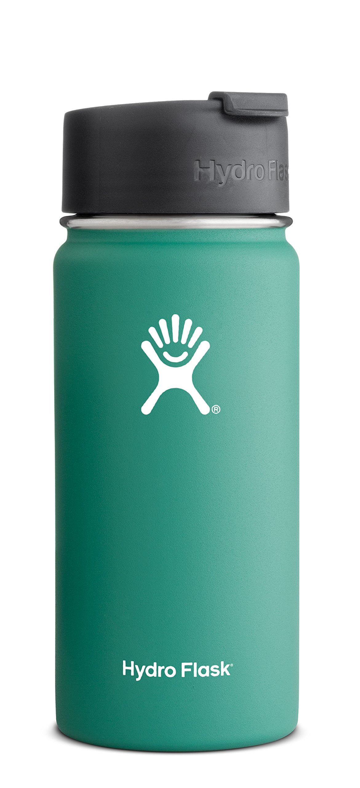 Hydro Flask Vacuum Insulated Stainless Steel Water Bottle Wide Mouth W/Hydro .. 16