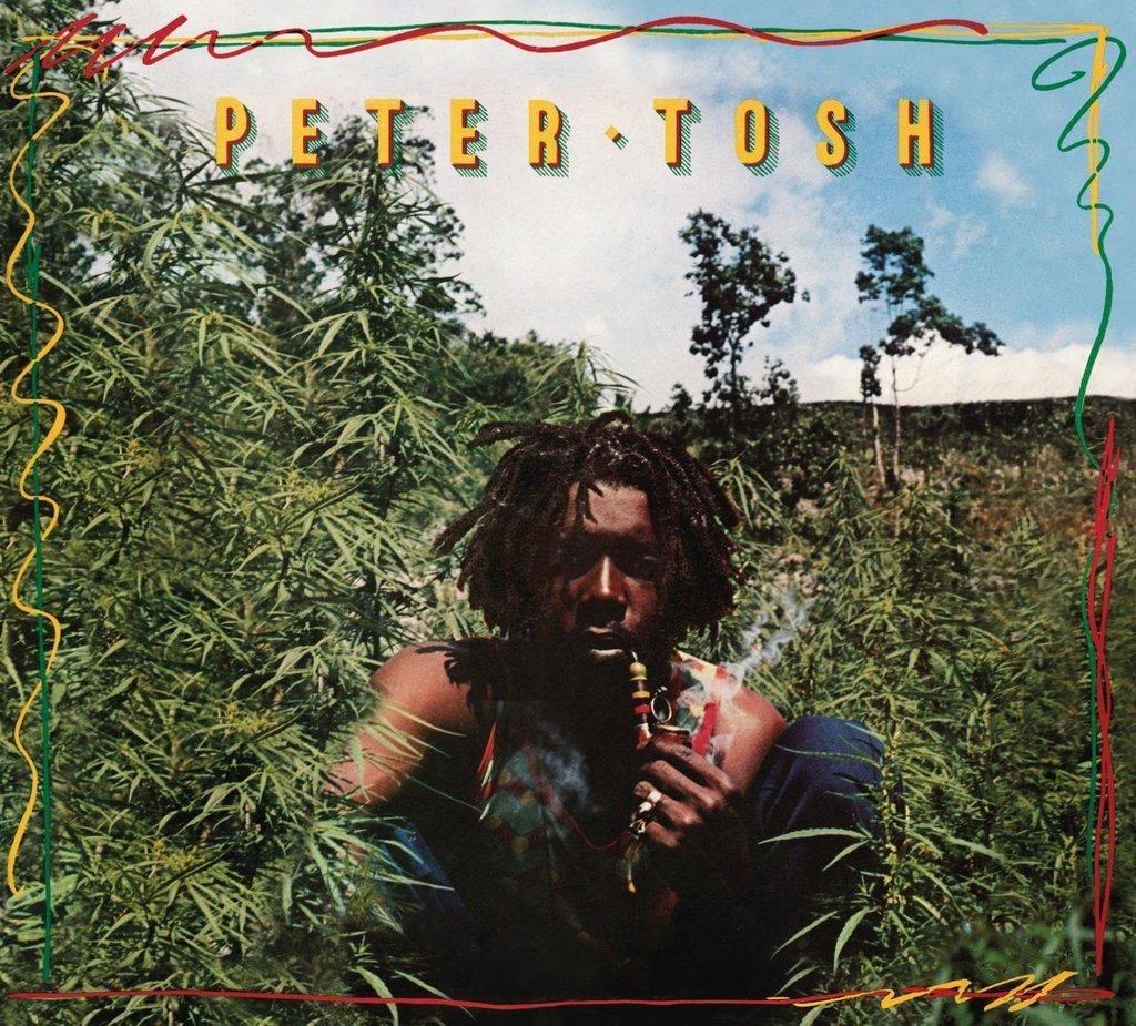 Vinilo : Peter Tosh - Legalize It (Holland - Import)