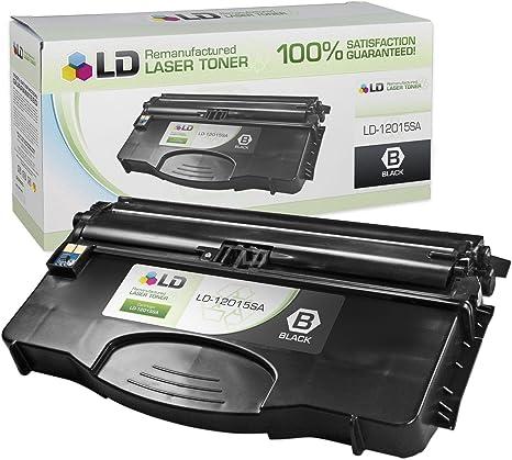 LD E250A11A Black Laser Toner Cartridge for Lexmark Printer
