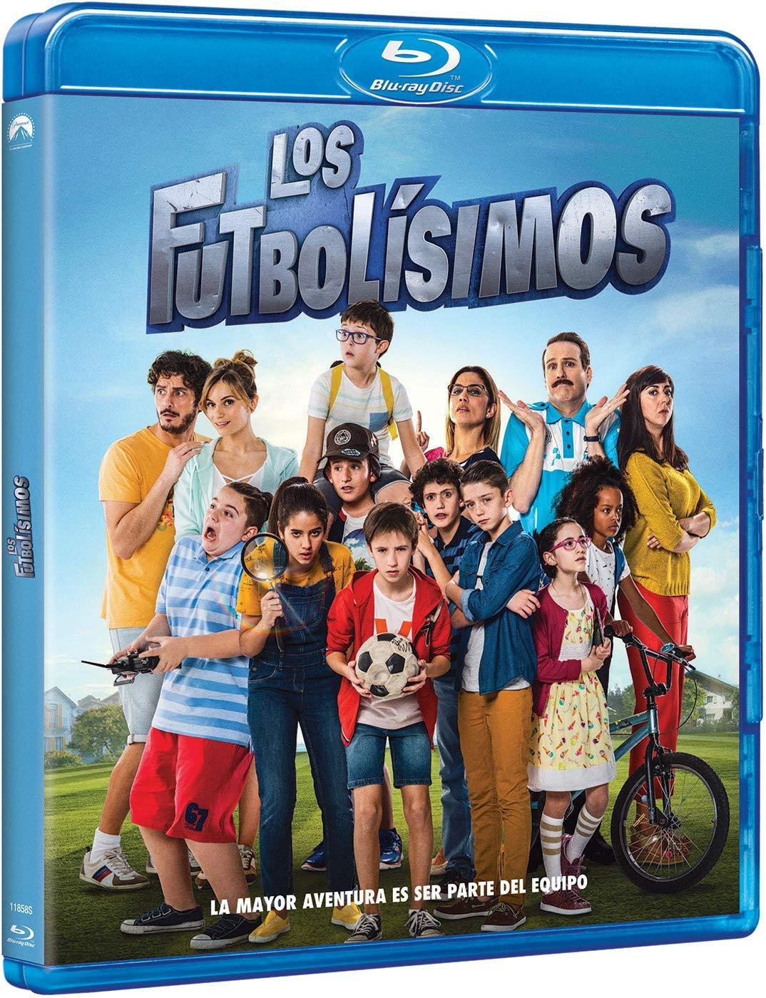 Los Futbolísimos (+ BD) [Blu-ray]: Amazon.es: Julio Bohigas-Couto ...