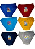 Hap Boy's Brief/Kids Innerwear/Pack of 6