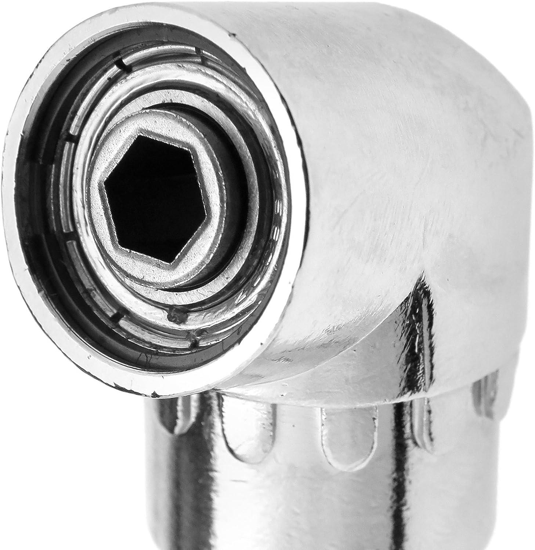105/°1//4 Drill Bit Hex Screwdriver Socket 6mm Holder Adaptor Holder Tool