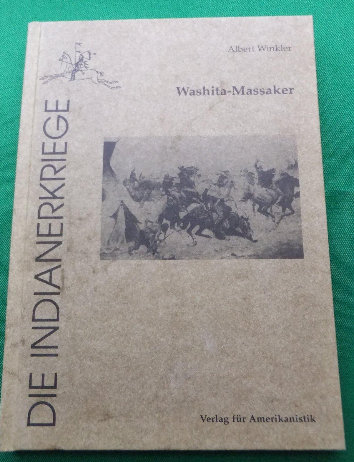 Washita-Massaker (Die Indianerkriege)