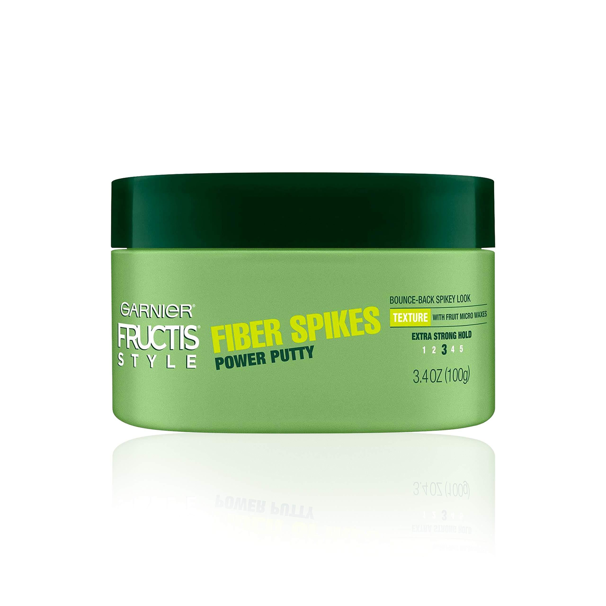 Garnier Hair Care Fructis Style Power Putty Fiber Spikes, 3.4 Ounce