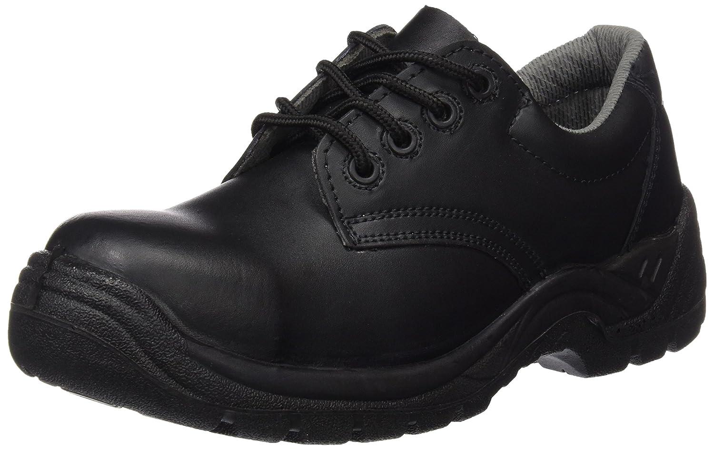 Talla 4 UK Calzado de protecci/ón para Hombre Negro Negro Color Negro Compositelite