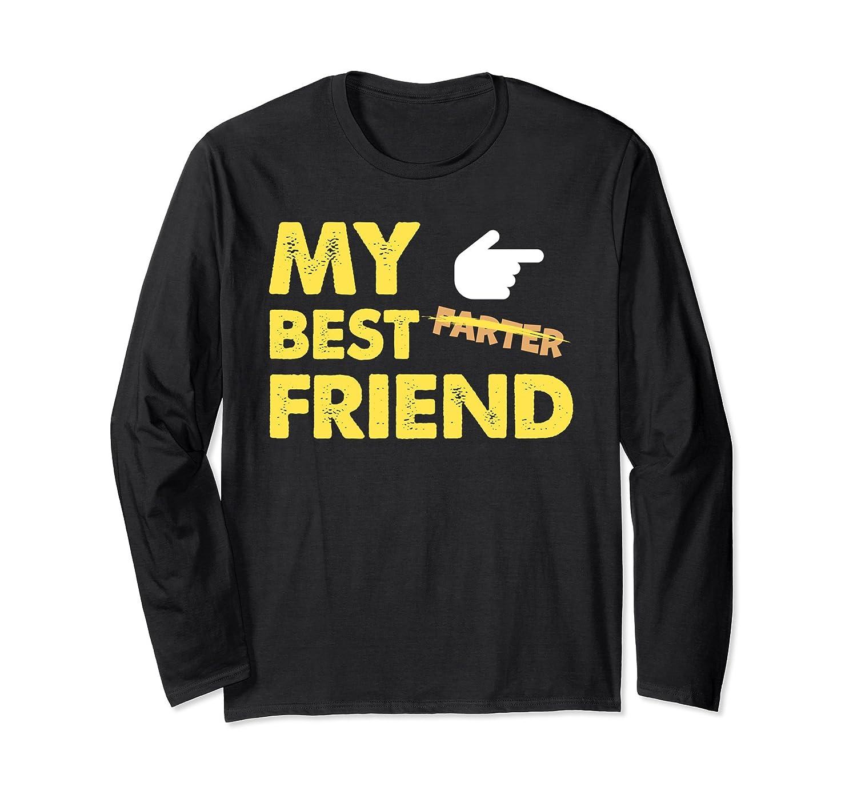 'My Best Friend' Funny Friendship Day Gift Shirt-AZP