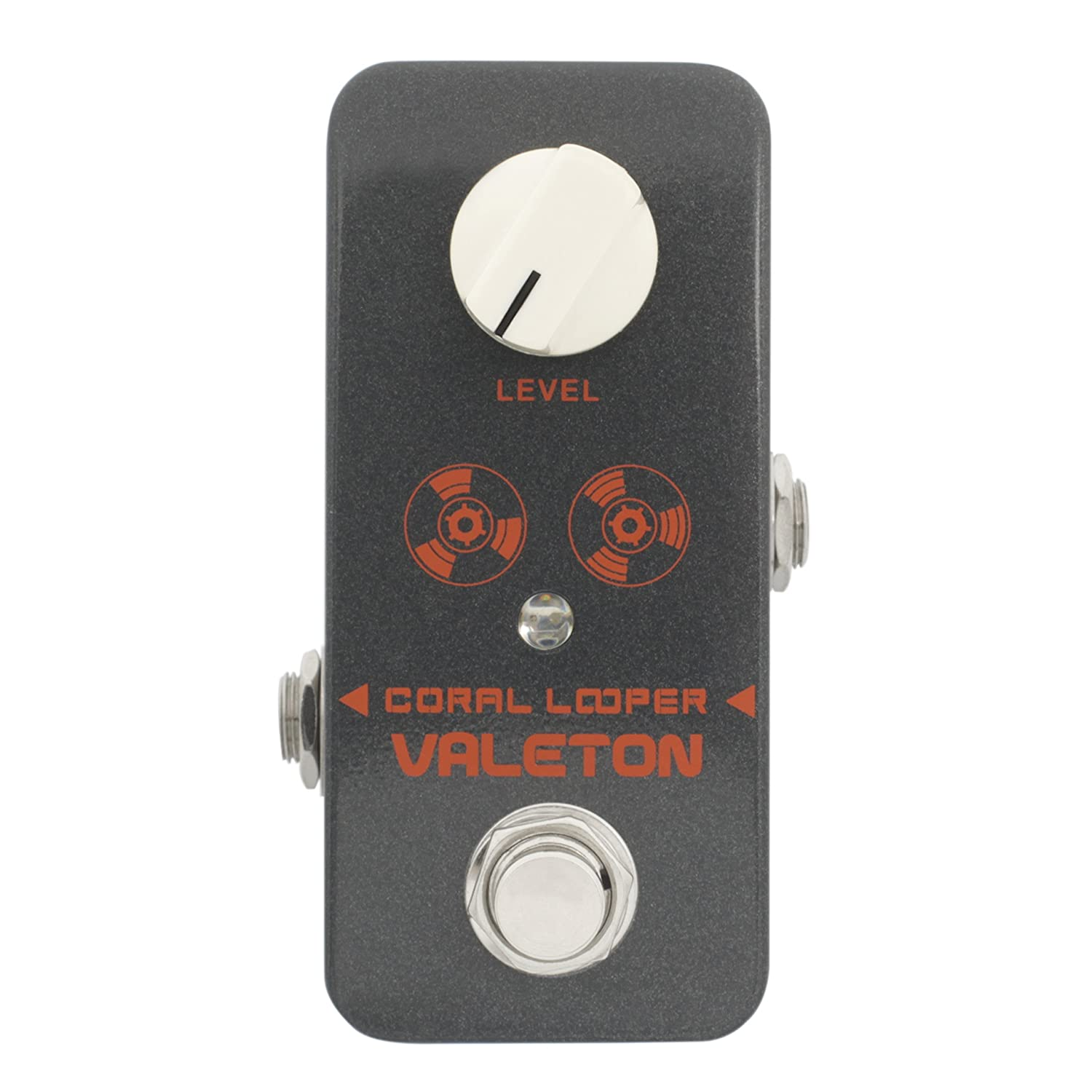 Valeton CLP-1 Coral Looper 10 Minutes Loop Station Guitar Effects Pedal