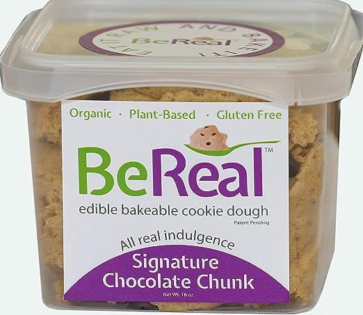 BeReal Doughs orgánico, sin gluten, vegano, Signature ...