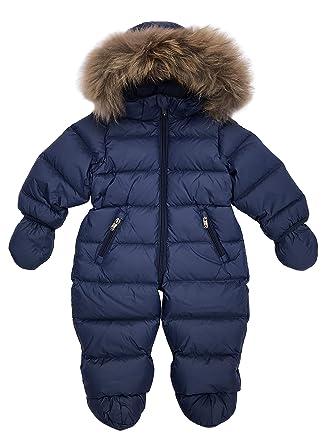 Eddie Pen - Traje de Nieve - Abajo - para bebé niña: Amazon ...
