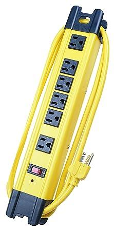 Review Voltec Industries 11-00226 6-Outlet