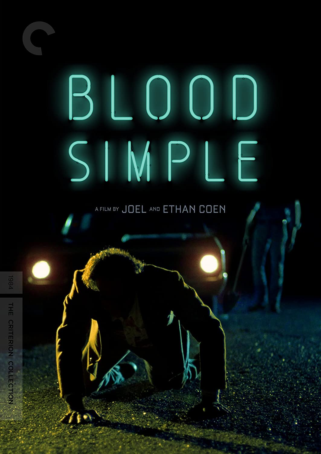 Image result for blood simple criterion poster