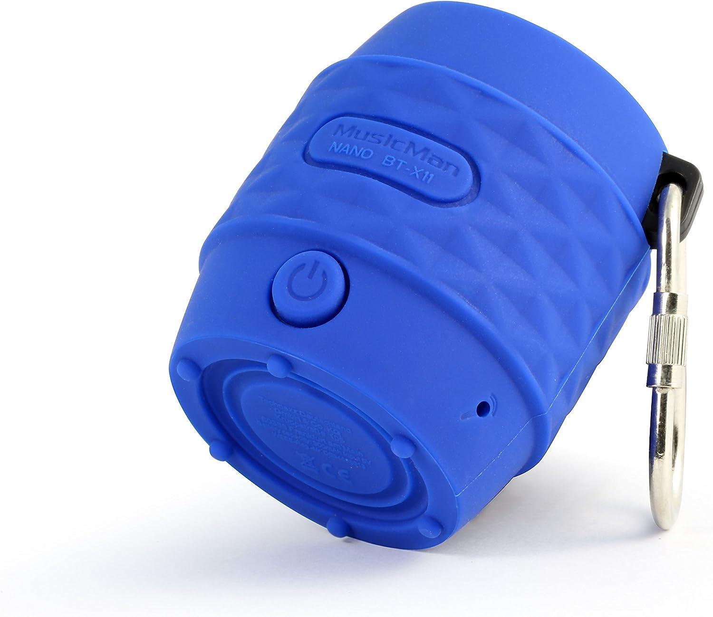 Musicman Nano Bike Bluetooth Lautsprecher Bt X19 Elektronik