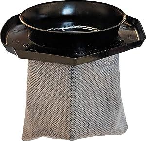 Dirt Devil SimpliStik Vacuum Cleaner Filter, Replacement, Style F113, AD40113, Gray