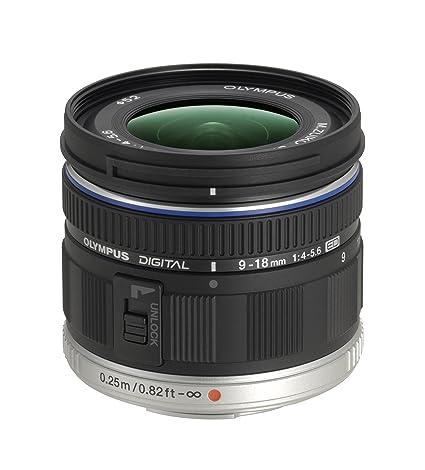 Amazon Olympus M ED 9 18mm F 40 56 Micro Four Thirds Lens