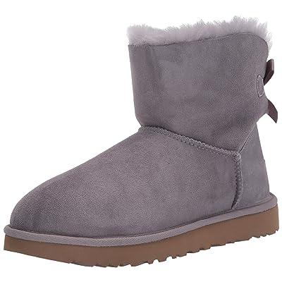 UGG Women's Mini Bailey Bow Ii Fashion Boot   Snow Boots