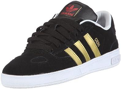 adidas Originals CIERO LOW ST G51282, Unisex - Erwachsene Sneaker, Schwarz  (BIG SUR