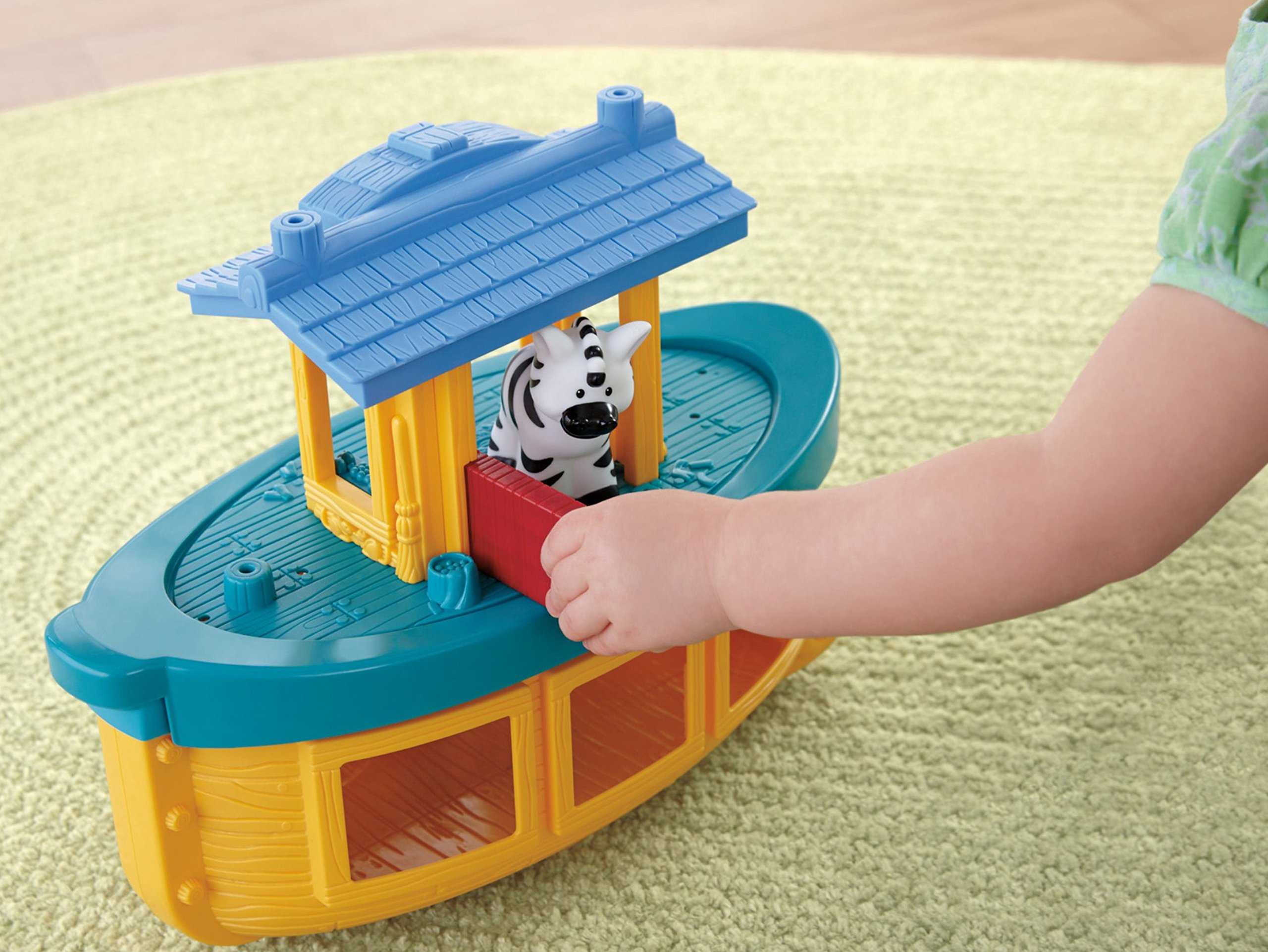 Fisher-Price Little People Noah's Ark by Fisher-Price (Image #23)