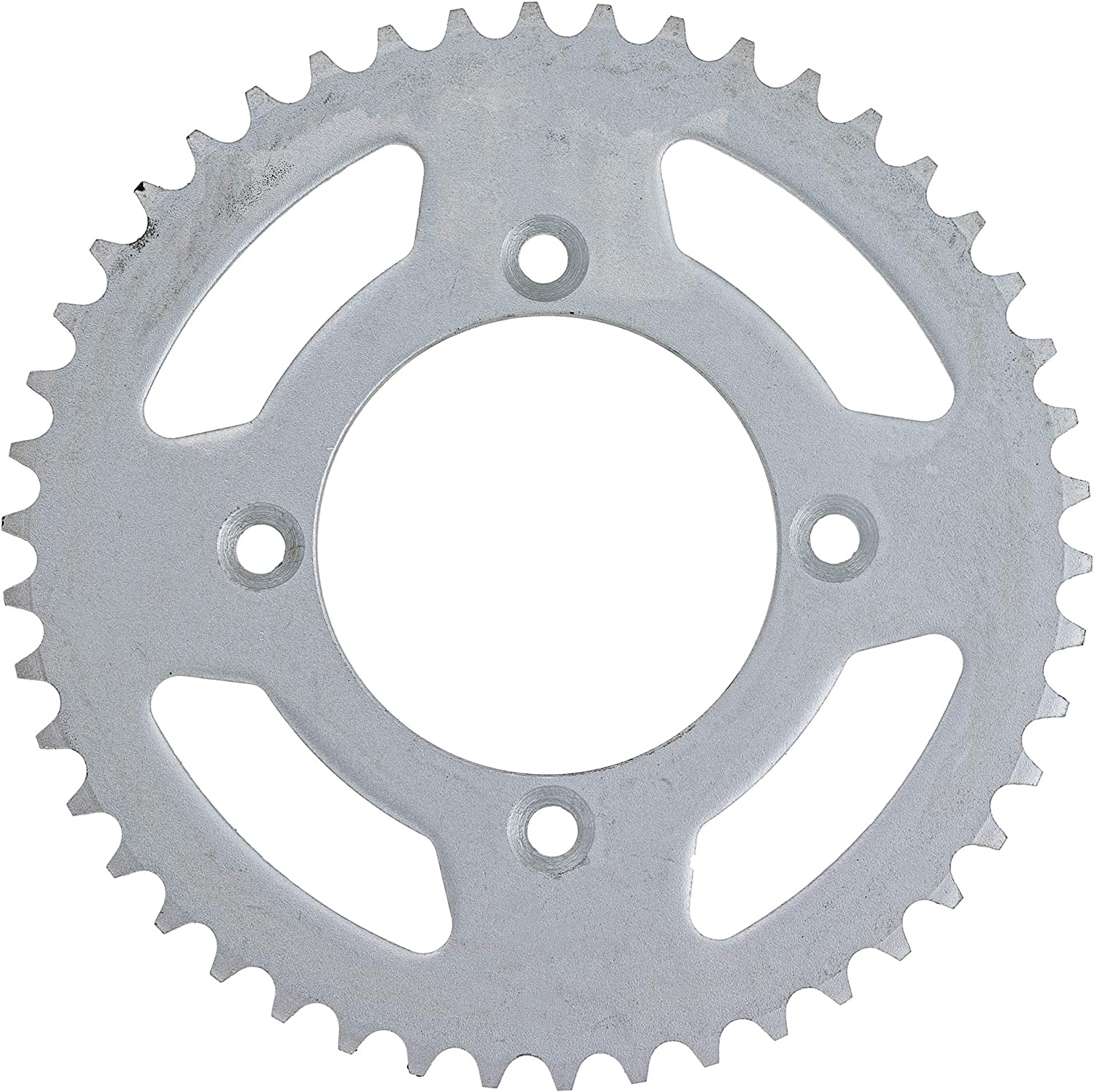 NICHE 420 Pitch 46 Tooth Rear Drive Sprocket For Honda 1985-2004 XR80R 2004-2013 CRF80F 41201-GN1-000