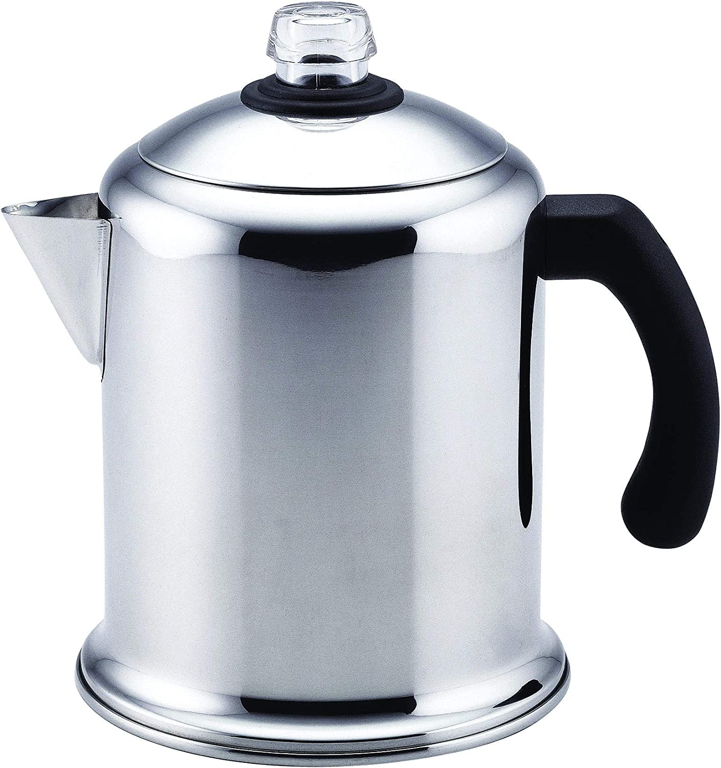 farberware classic stainless steel stovetop percolator