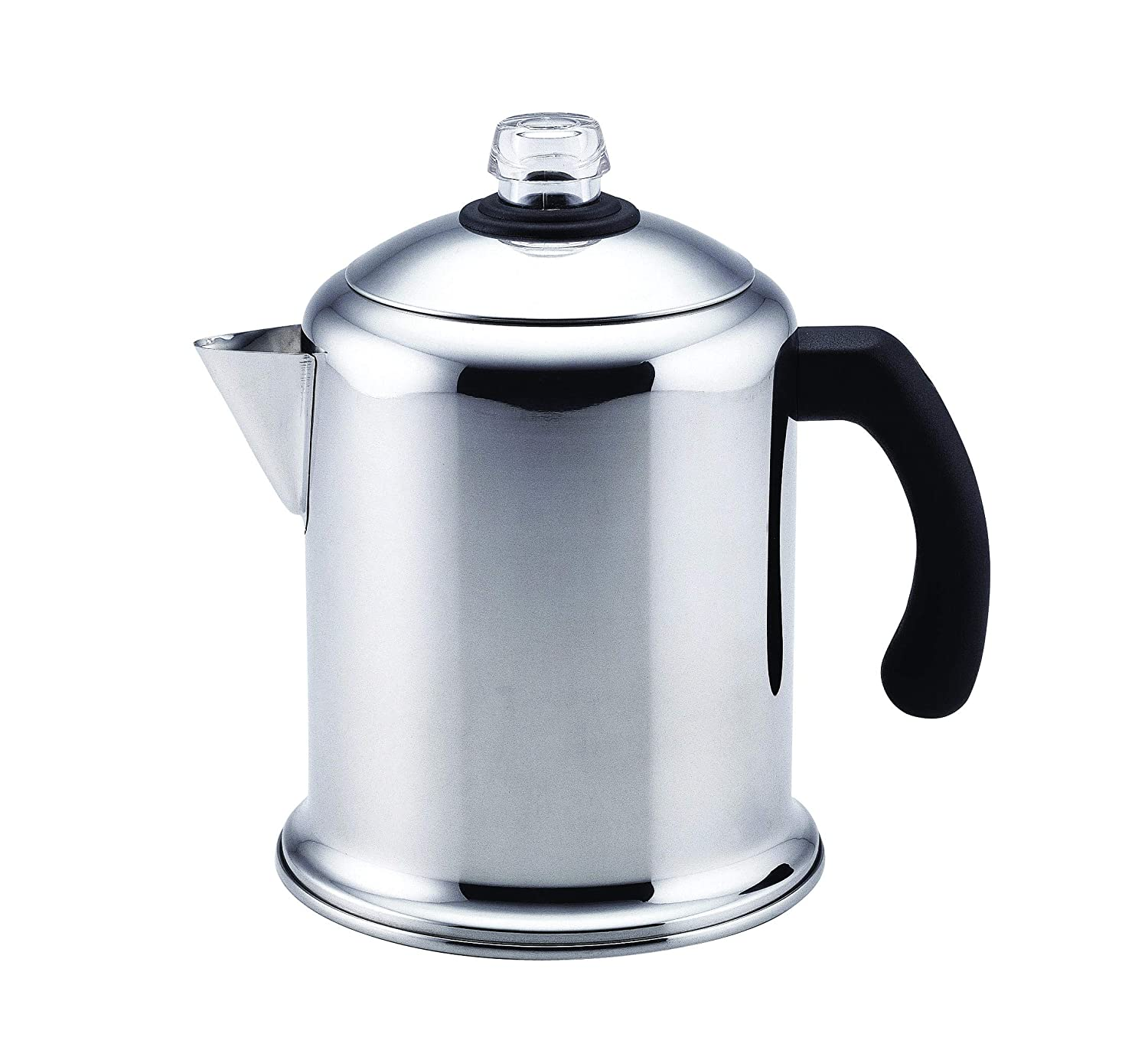 Farberware Classic Stainless Steel 8-Cup Stovetop Percolator