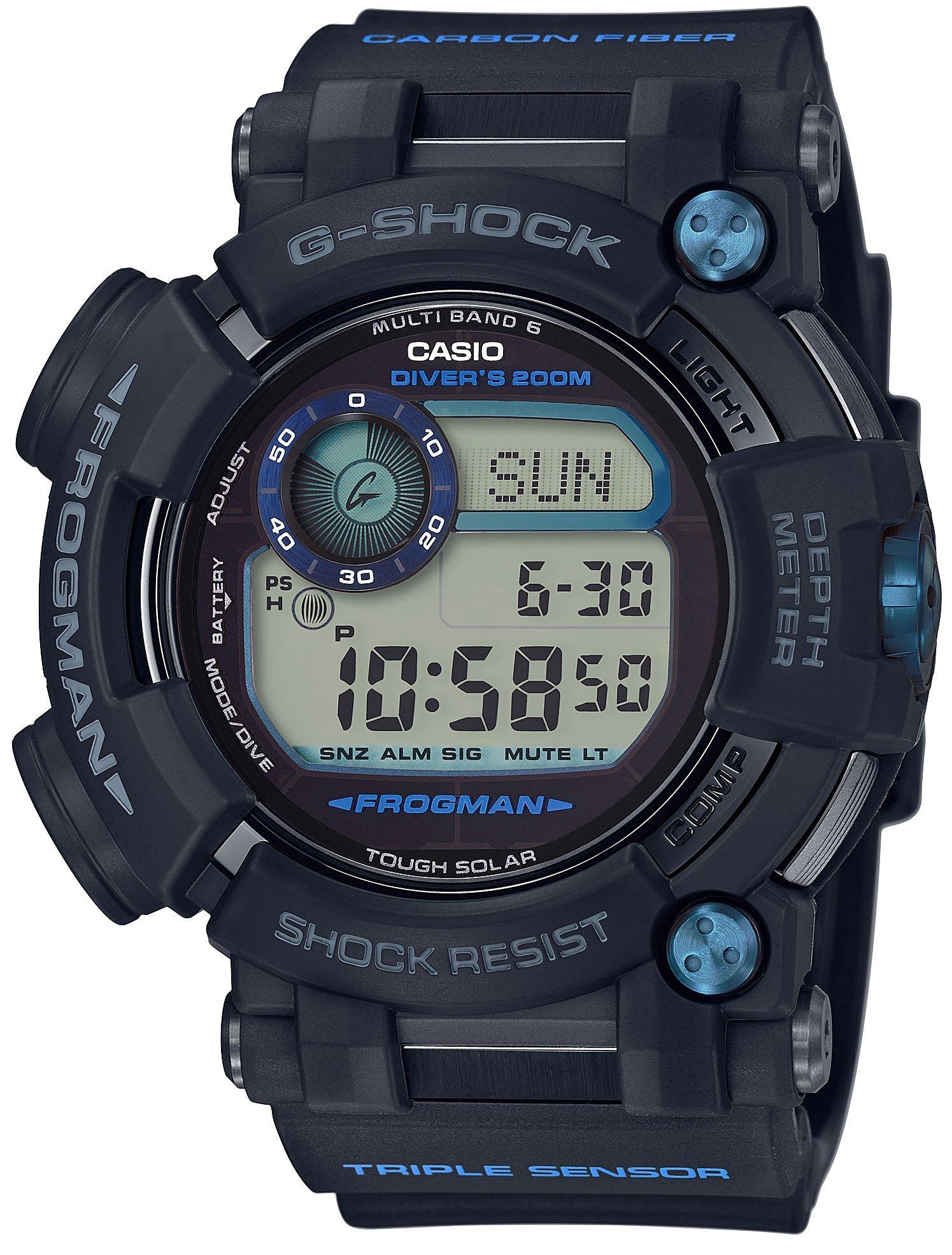 G-SHOCK マスター オブ G フロッグマン GWF-D1000B-1JF