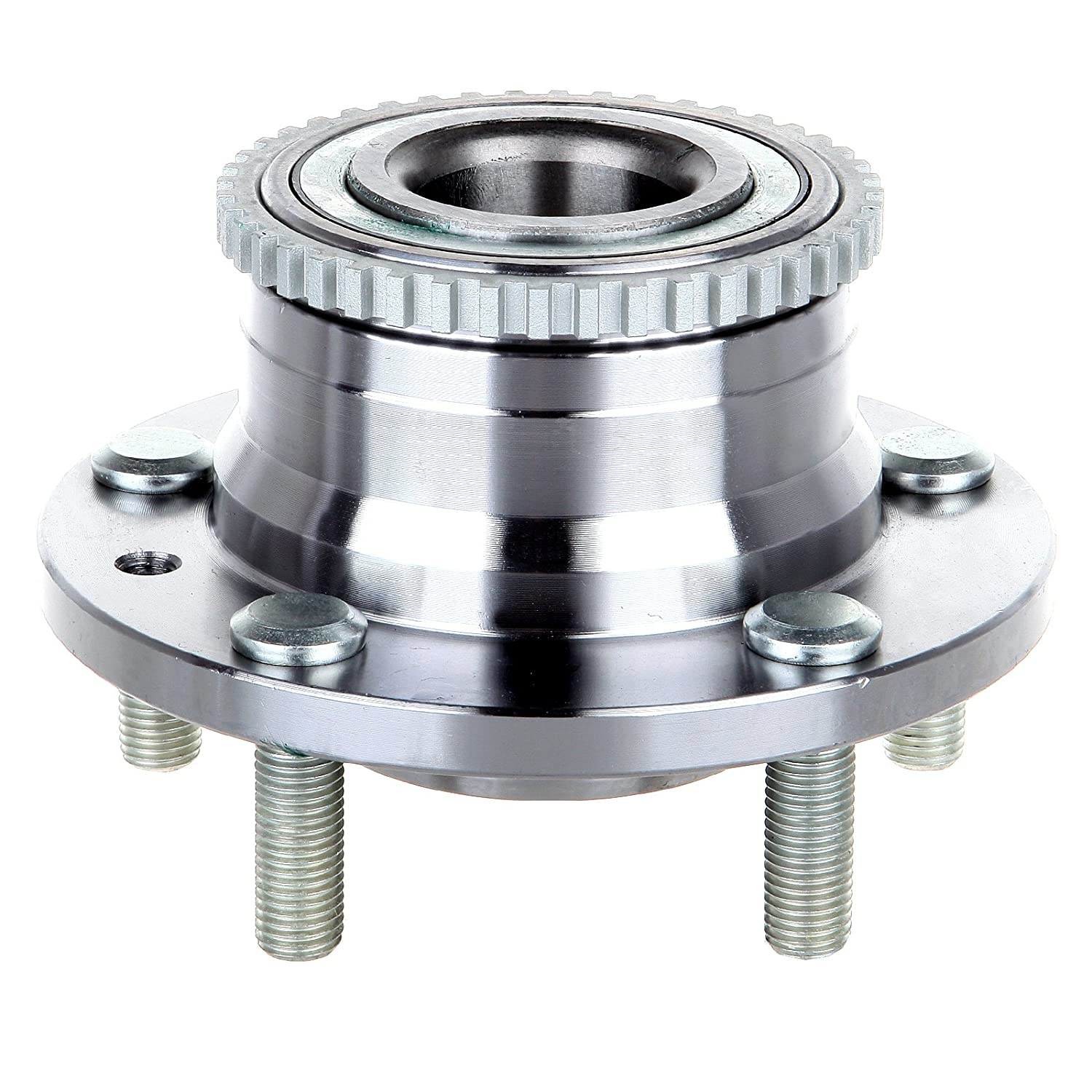 SCITOO Compatible with 512271 Rear Wheel Hub Bearing Assembly fit 2007 2008 2009 Lincoln Ford 5 Lugs w//ABS