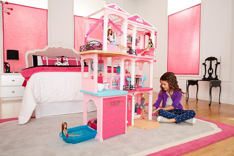 Barbie La nuova casa dei sogni (CJR47) in offerta