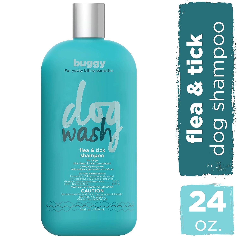 Dog Wash Flea & Tick Shampoo for Dogs