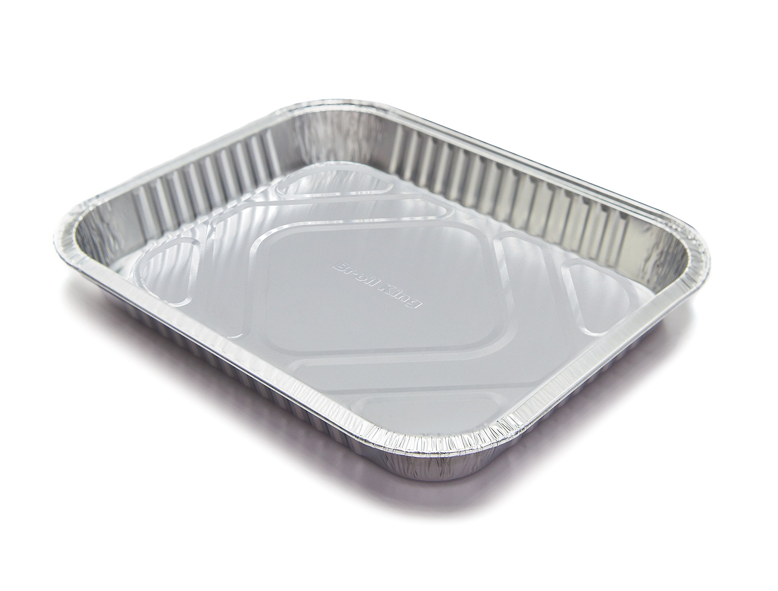 BroilKing 50420 Large Foil Drip Pan (3 Pack)