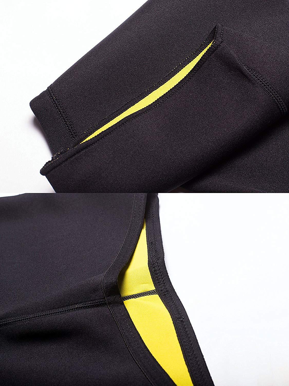 Ejercicio Y Fitness Novecasa Pantalones Suana Deportivos Mujer De Neopreno Sauna Pants Alta Cintura Para Sudoracion Quema Grasa Adelgazante Deportes Y Aire Libre Heritagejewels Com Pk