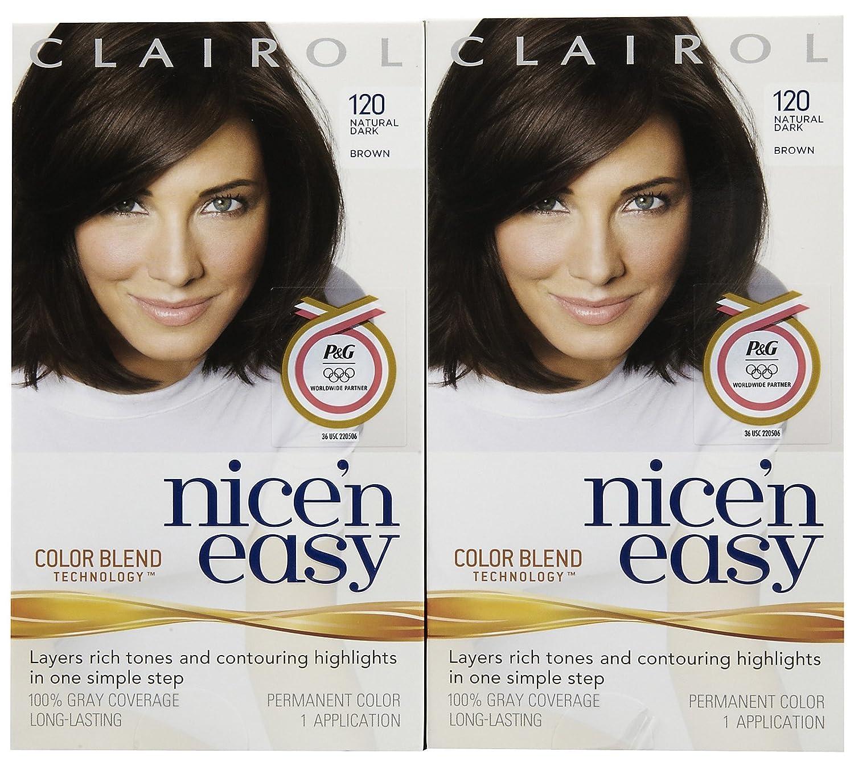 Amazon Clairol Nice N Easy Hair Color Natural Dark Brown