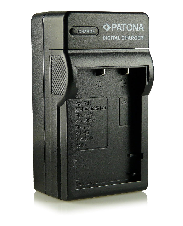 3in1 Cargador NP-95 NP95 para Fuji Fujifilm FinePix F30 | F-30 | F31 | F-31 | F31fd | F-31fd | X100 | X100s | X-S1 | FinePix Real 3D W1 y mucho más…