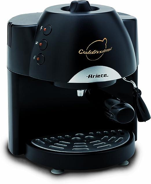 Ariete MP16, Negro, 4100 g - Máquina de café: Amazon.es: Hogar