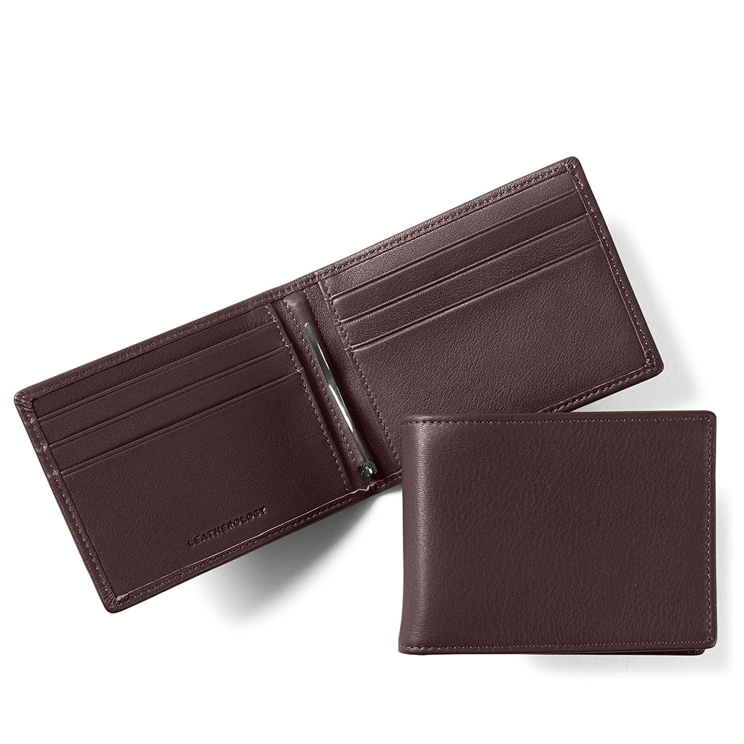 Bifold with Money Clip Leatherology