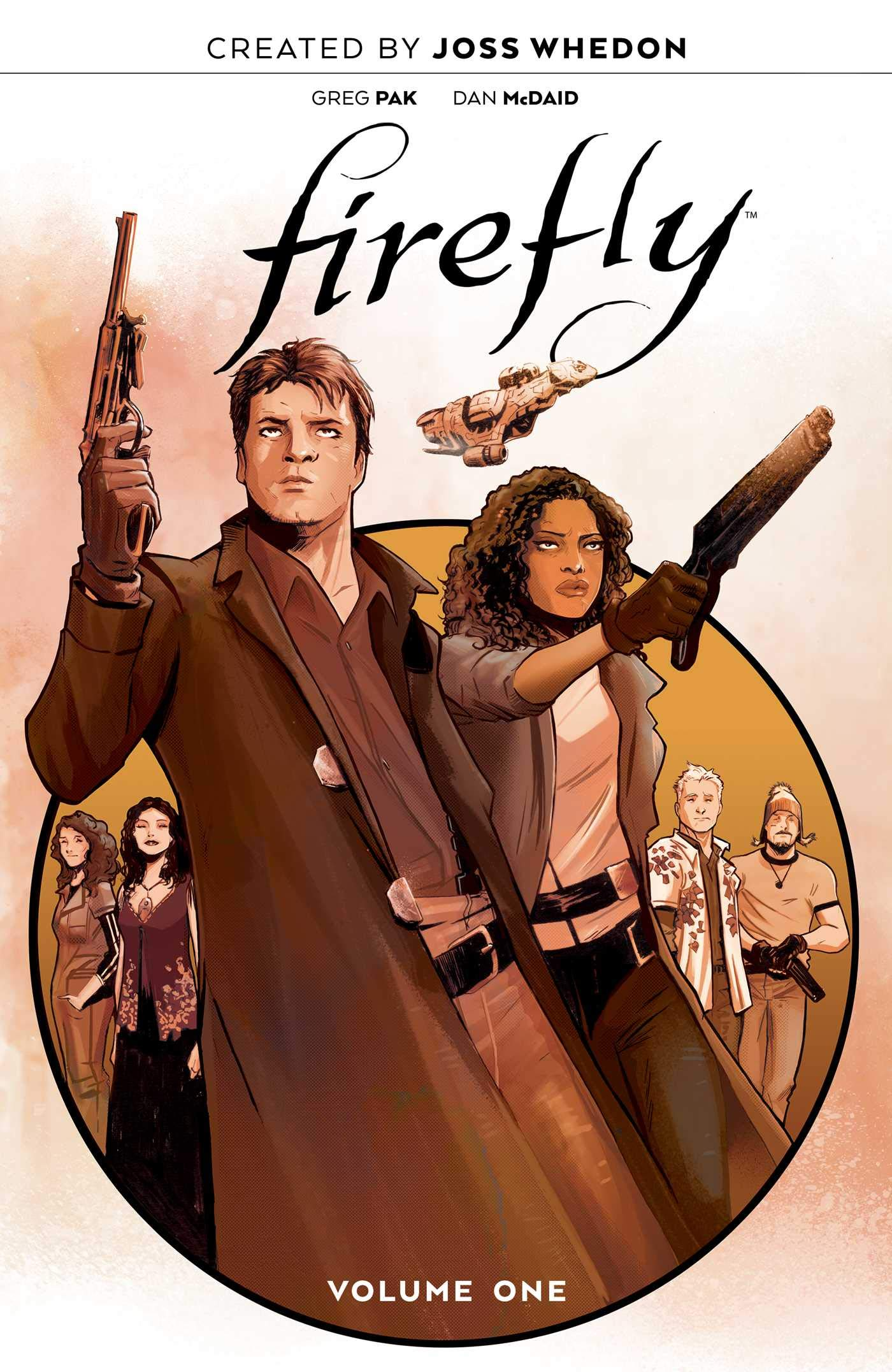 Firefly, Vol. 1: Amazon.es: Joss Whedon, Greg Pak, Dan McDaid ...