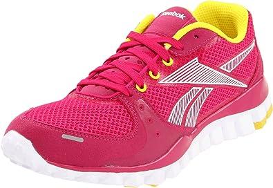 importar Procesando Aleta  Amazon.com: Reebok Realflex Transition-W para mujer: Shoes