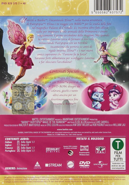 Le Collezioni Di Barbie Magia Cofanetto 3 Dvd Amazonit Film E Tv