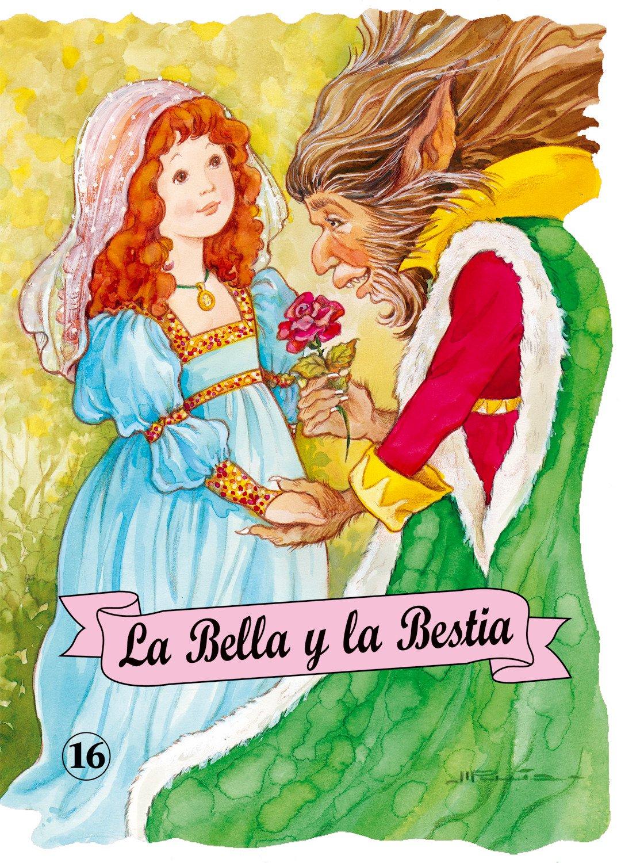 Download La bella y la bestia (Troquelados clásicos series) (Spanish Edition) PDF