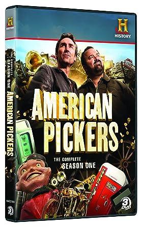 amazon com american pickers season 1 dvd mike wolf frank fritz
