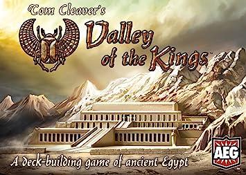 egyptian god themed deck building game