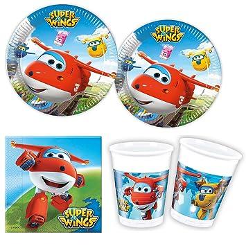 Set 10118265 Super Wings Procos Party Rj35qL4A