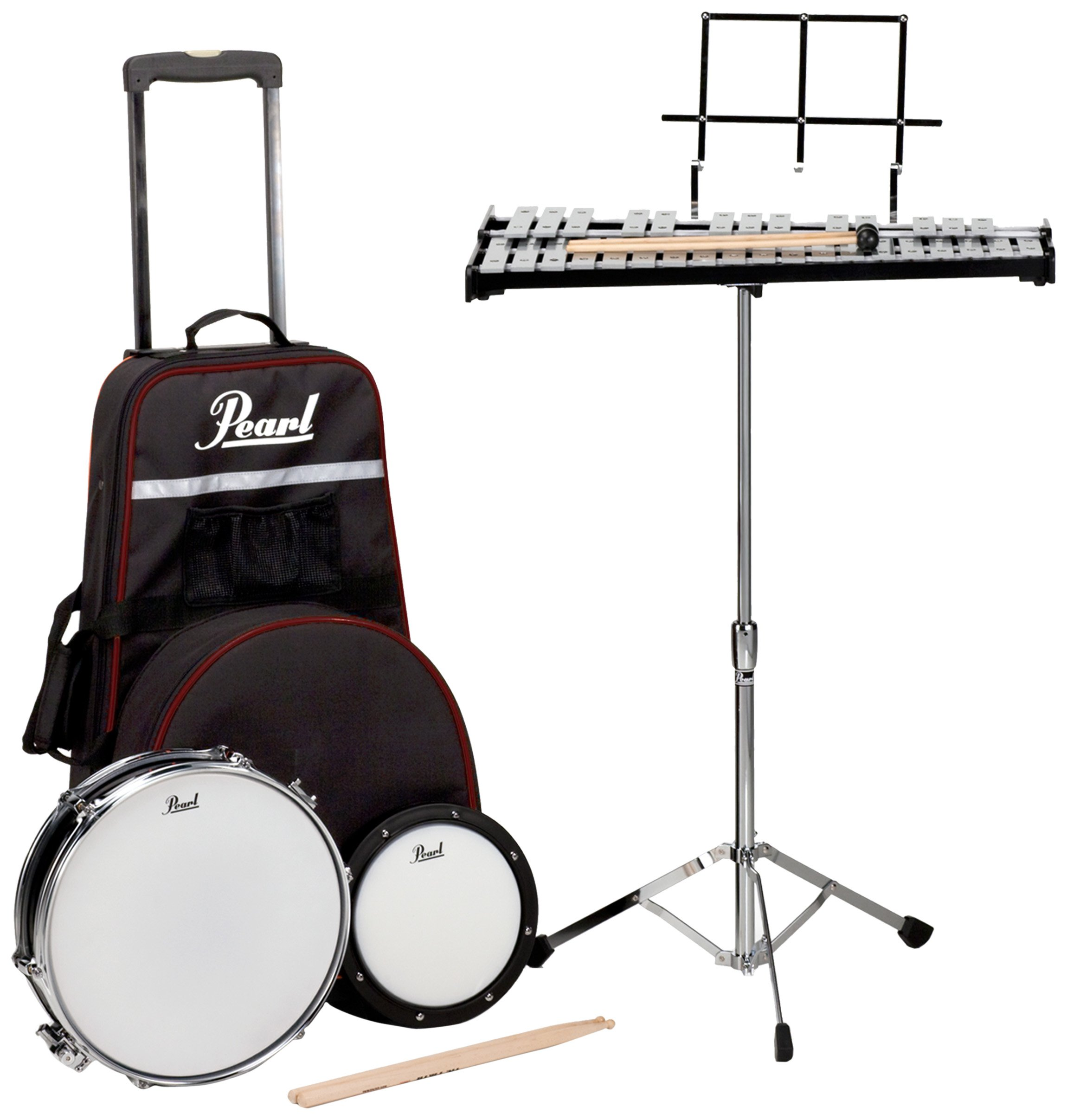 Pearl PL900C Educational Kits Snare & Bell Kit by Pearl